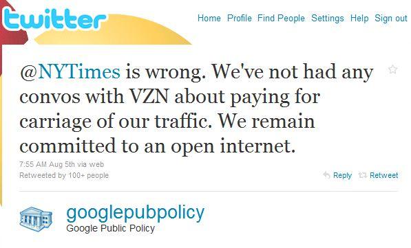 Google Public Policy