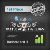 Let's Chat Biz - Top Business & IT Blog of 2010