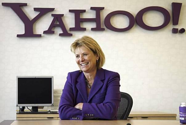 Yahoo! CEO Carol Bartz